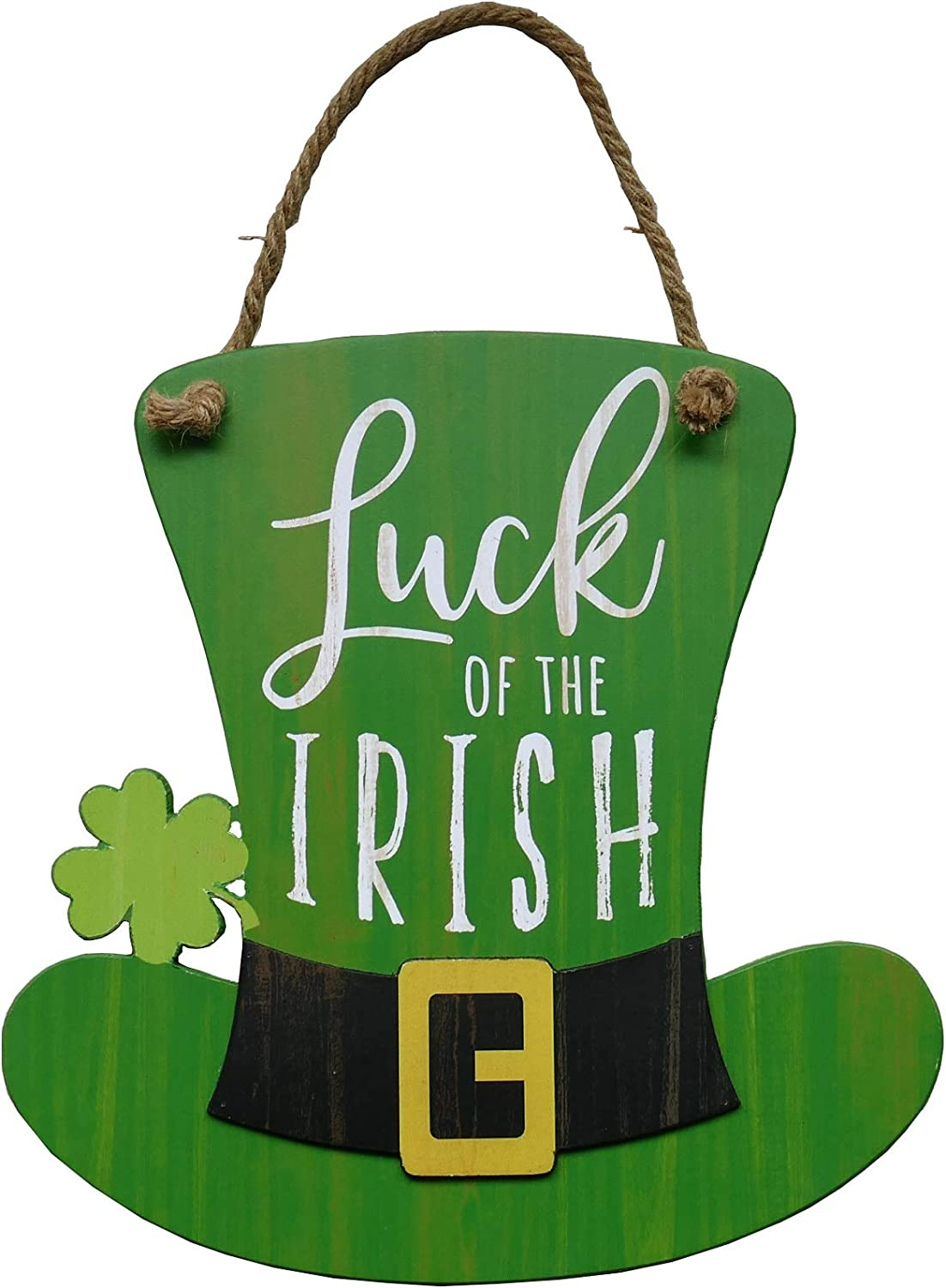 NIKKY HOME St. Patrick's Sale Special Price SALENEW very popular Day Door Decoration Sign Welcome Green
