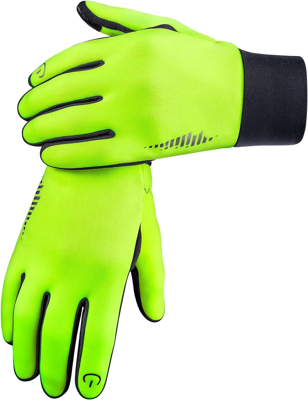 SIMARI Winter Gloves Men Women Touch Screen Cold Weather Glove Max 46% OFF W shop