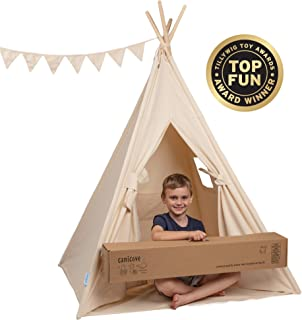 organic cotton teepee