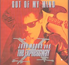 John Moore And The Expressway: Out Of My Mind LP VG++/NM Canada Polydor