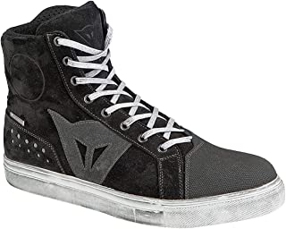 Dainese Street Biker D-WP Shoes (Black/Anthracite) Euro 40 Usa 7.5