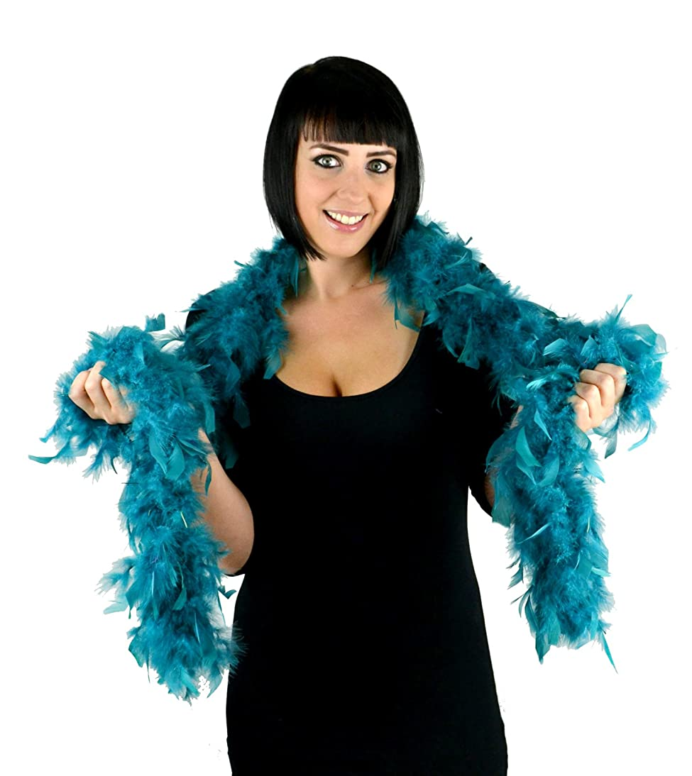 Touch of Nature 36823 Chandelle Boa, Teal