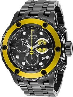 Invicta Men's DC Comics Quartz Stainless-Steel Strap, Black, 31 Casual Watch (Model: 27098)