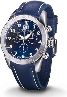 Locman - Reloj de hombre 0460A02-00BLWHPB