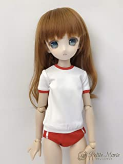 Petite Marie Japan for 1/4 Doll 16 inch 40cm MDD (Mini Dollfie Dream) MSD BJD Japanese High School Sportswear Gym Wear wit...
