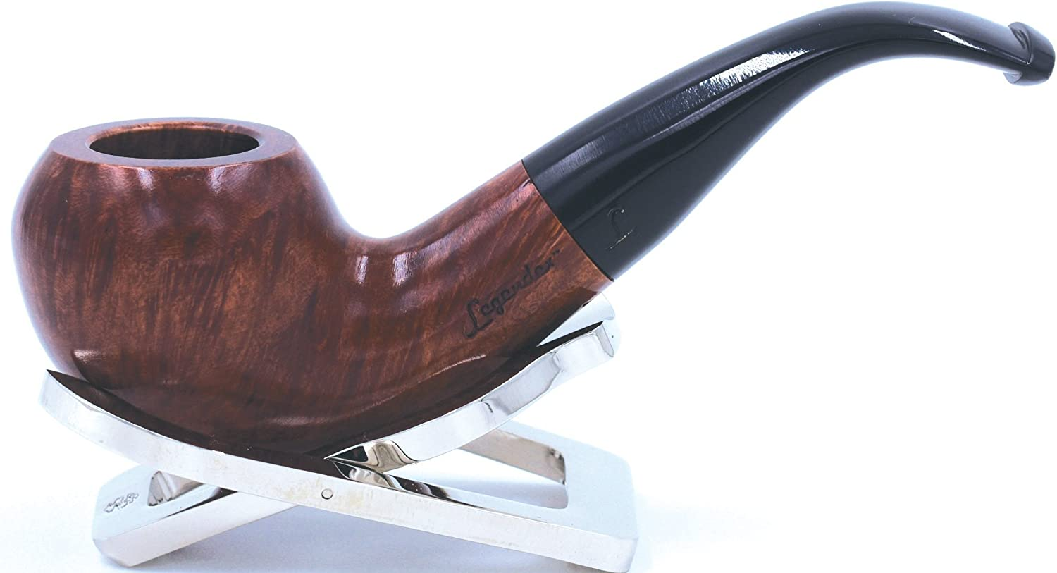 LEGENDEX® PAGANINI 9 MM Courier shipping free Filtered Briar in Limited price sale Pipe Smoking Ita Made