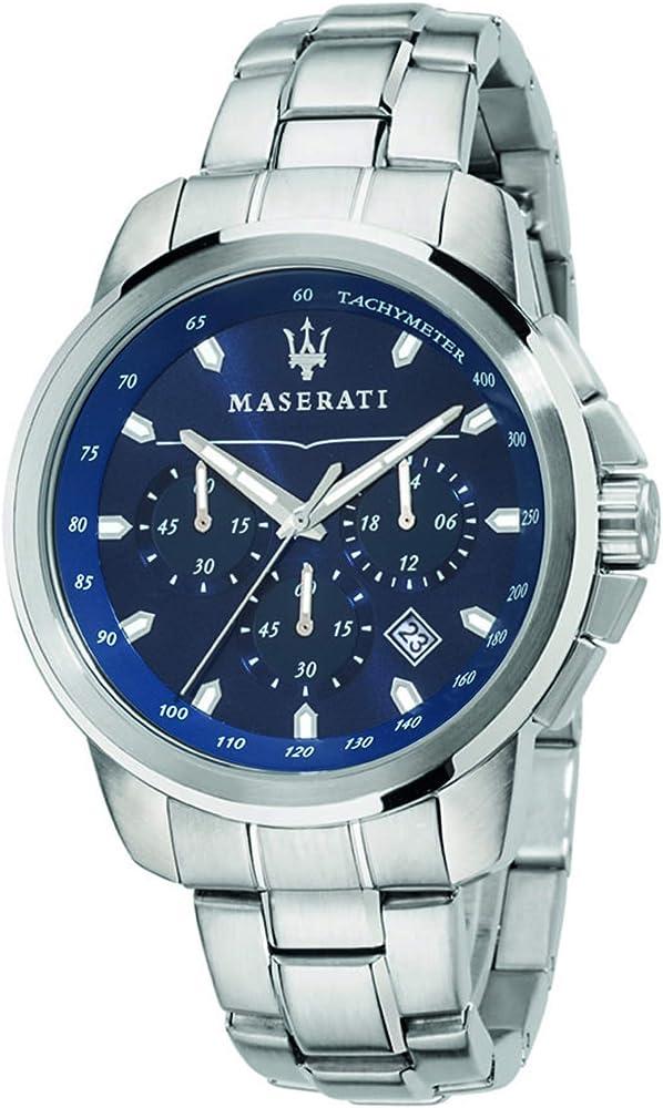 Maserati orologio uomo R8873621002