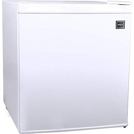 RCA RFRF110 Vertical Upright Freezer, 1.1 cu. ft, White