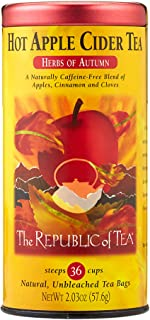 bigelow apple cider tea
