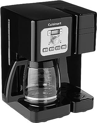 Cuisinart SS-12 Coffee Center Brew Basics, black/silver