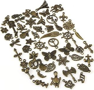 10pcs Antique Bronze Charm Bracelet Charm Necklace Charm in bulk charm bulk pendant Bronze Zebra Charms 30mm x 22mm B97