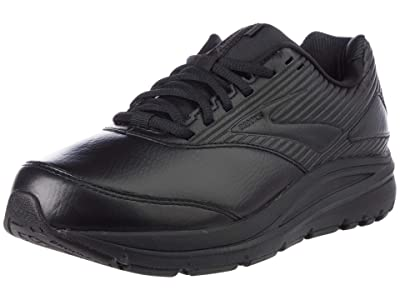 Brooks Addiction Walker 2 SINGLE SHOE (Black/Black) Women