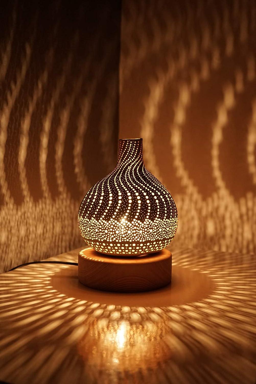 FEERIC VI Gourd Arlington Mall Lamp lamp Handmade Ranking TOP8 Personaliz Decorative