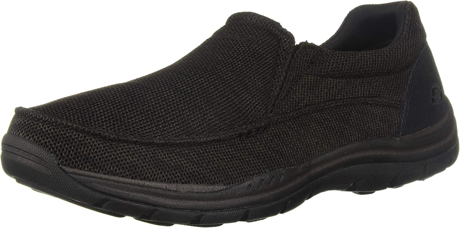 Skechers Män's Expected -Given -Given -Given Loafer, FUD, 7.5 Medium US  modern