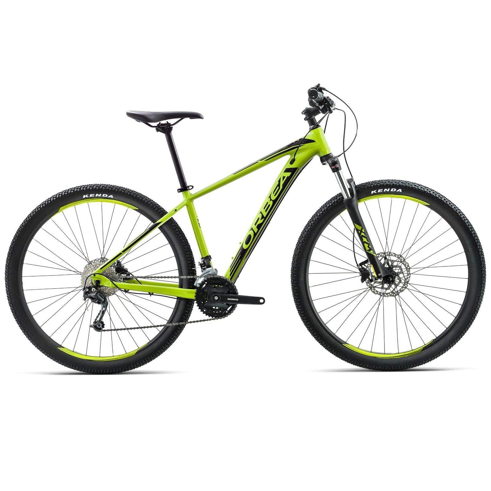 Orbea MX 40 m 29 pulgadas bicicleta de montaña 9 velocidades ...