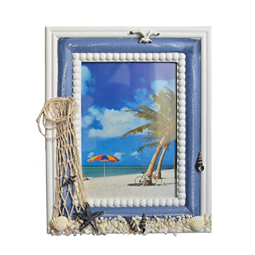 Seashell Picture Frames Amazoncom
