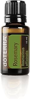 doTERRA Rosemary Essential Oil Singles, 15ml