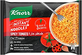 Knorr Instant Noodles Spicy Tomato, 67 gm