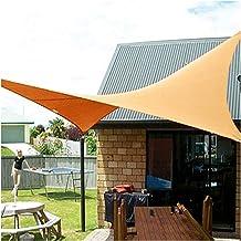LIXIONG Zonnekap Zeil, Outdoor UV Bescherming Zonnebrandcrème, Waterbestendig Air Permeable Schaduw Net voor Tuin Zwembad,...