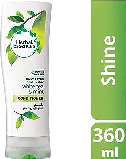Herbal Essences Detox Shine White Tea and Mint Conditioner 360ml