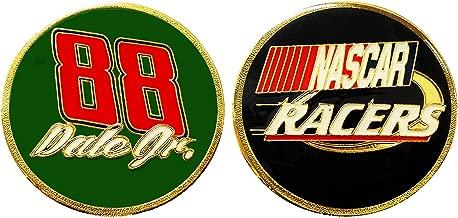 "Nascar #88 ""Dale Earnhardt Jr"" Collectible Challenge Coin / Logo Poker /Lucky Chip"
