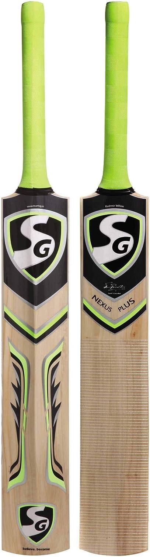 Online limited product SG Max 66% OFF Nexus Plus Cricket Bat