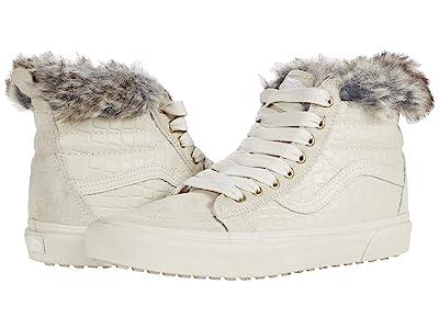 Vans SK8-Hi MTE ((Croc MTE) oatmeal/oatmeal) Skate Shoes