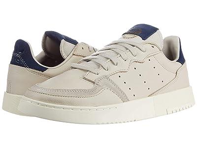 adidas Originals Supercourt (Clear Brown/Clear Brown/Collegiate Navy) Men