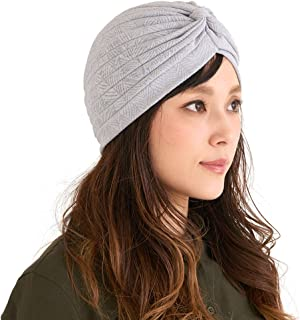 CHARM Casualbox | Womens Fashion Turban Hat Twisted Leaf Pattern Pastel Colors