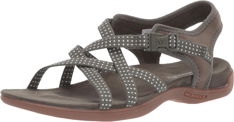 Merrell Selling rankings Women's District Muri Max 71% OFF Lattice Slipper