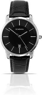 3346.27 - Reloj de Cuarzo para Hombres, Color Negro