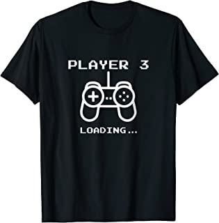 Player 3 Loading T-shirt