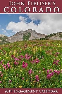 John Fielder's 2019 Colorado Scenic Engagement Calendar