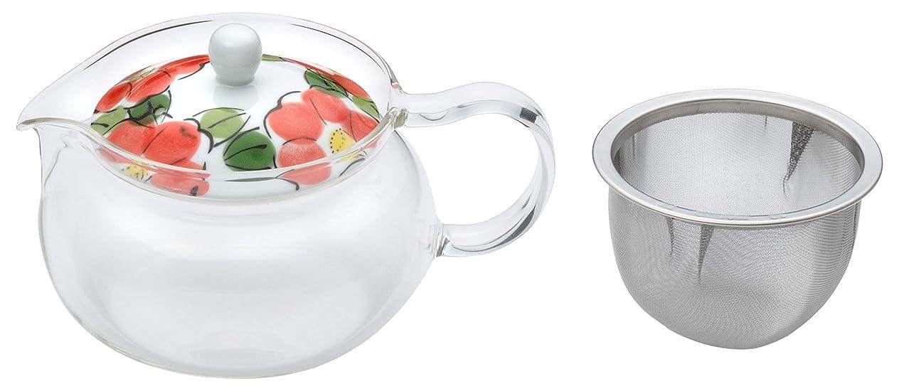 糞嵐の楕円形HARIO (ハリオ) 有田焼の茶茶急須