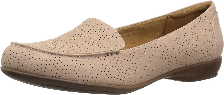 SOUL Naturalizer Women's GINESSA Loafer Flat Mauve 11 M US