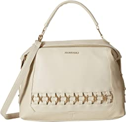 Laced Ring Satchel