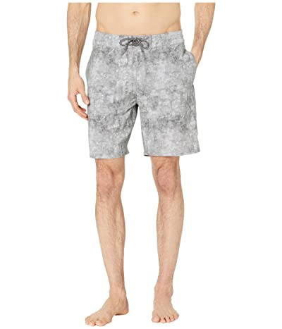 Rip Curl Sun Drenched Layday Swim Shorts (Charcoal) Men