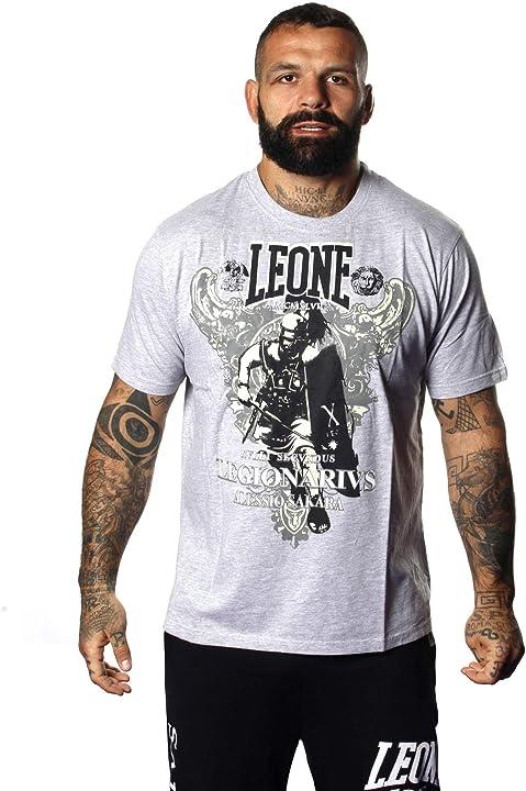 T-shirt da uomo legionarivs sakara maniche corte leone 1947 LEGIO 07