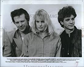 Historic Images 1984 Press Photo Daryl Hannah Mickey Rourke Eric Roberts Pope Greenwich Village