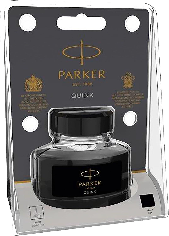 Parker Tintenglas QUINK schwarz-blau