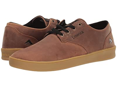 Emerica The Romero Laced (Brown/Black/Tan) Men