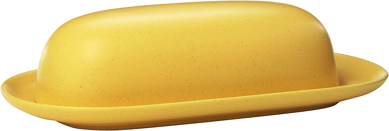 Noritake colorwave Mustard Covered Butter