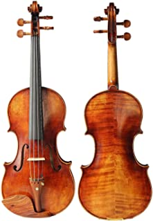 MH master handcraft violin professionalfiddle wonderful tone 7/8 geige violon