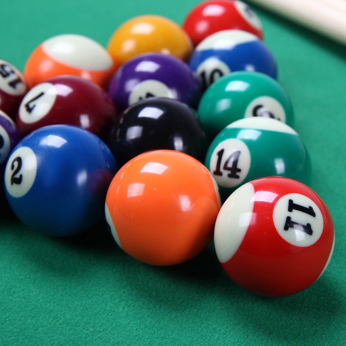 Juego de mesa de juego 3 en 1 de 91,44 cm con hockey de aire con piscina de tenis y billar: Amazon.es: Deportes y aire libre