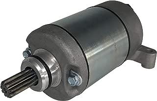 SHUmandala Starter Motor fit 19500 YAMAHA ATV GRIZZLY 550 FI 4WD HUNTER YFM5FGH ENGINE 2009-2013/GRIZZLY 700 HUNTER YFM7FGH ENGINE 2009-2015/KODIAK 700 YFM700 YFM 700 2016-2017
