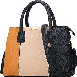 KKXIU Purses and Handbags for Women Top Handle Satchel Shoulder Ladies Crossbody Bags