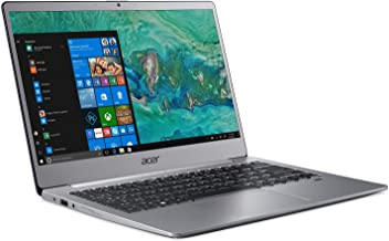"Acer Swift 3 SF313-51-57EQ Laptop, 14"" Full HD, 8th Gen Intel Core i5-8250U, 8GB DDR4, 256GB PCIe SSD, Back-lit Keyboard, ..."