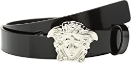 Belt with Medusa Buckle (Big Kids)
