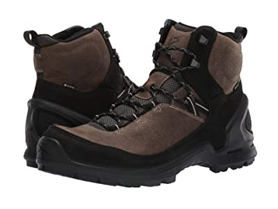 ECCO Sport Biom Terrain GORE-TEX(r) Boot (Black/Tarmac) Men
