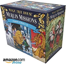 Magic Tree House Merlin Missions A Library Of Books 1-25 Boxed Set